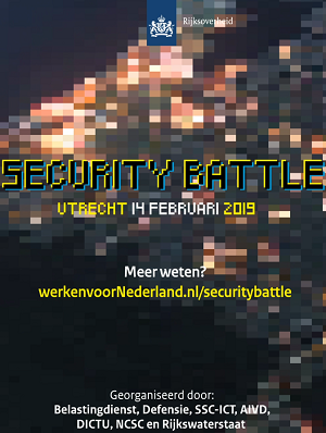 Evenement: Security Battle 2019