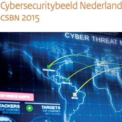 Cover Cybersecurity Beeld Nederland 2015